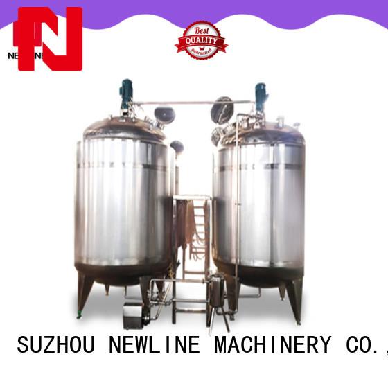Custom beverage blending system for business bulk production