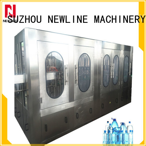 NEWLINE mineral water plant details for business on sale