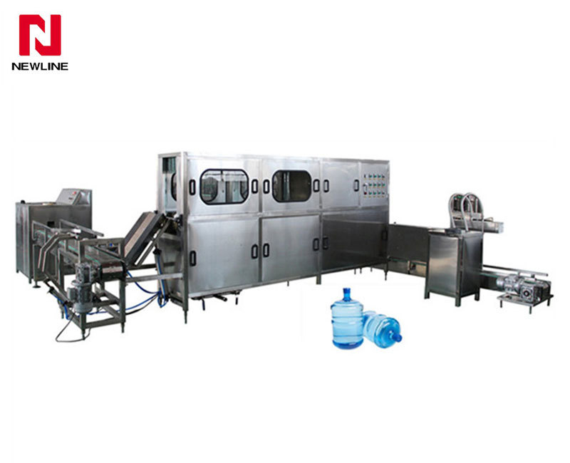 150bph 5 Gallon Water Filling Machine Pure Water Filling Machine