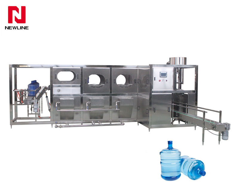NEWLINE NewBest 5 gallon water bottle filling machine factory for promotion-1
