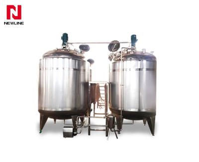 Beverage Blending System Beverage Pretreatment Processing System Equipment
