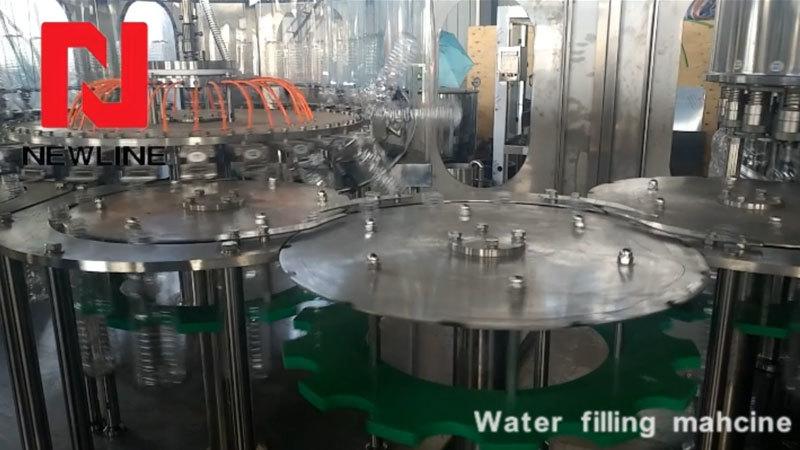 12000bph Pet Bottle Water Filling Machine
