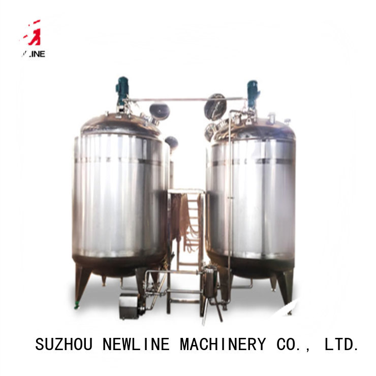 NEWLINE Wholesale juice mixing tank factory on sale