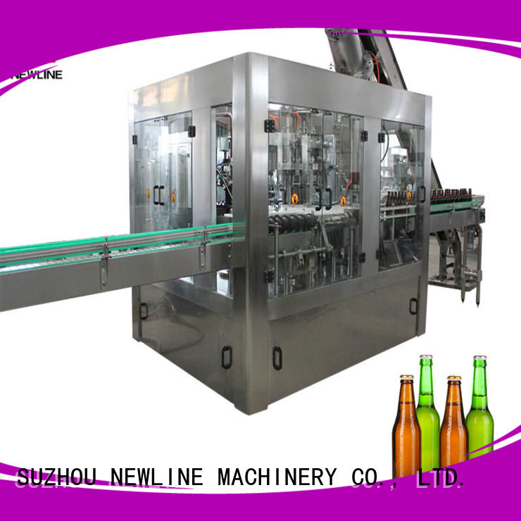 NEWLINE Wholesale carbonated soft drink filling machine Suppliers for packaging