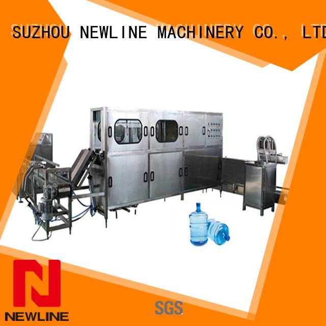 NEWLINE gallon filling machine factory for sale