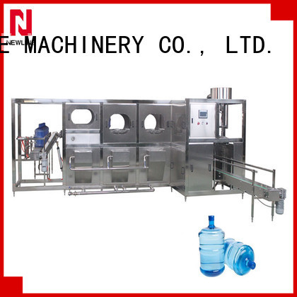 NEWLINE auto bottle filling machine manufacturers for promotion