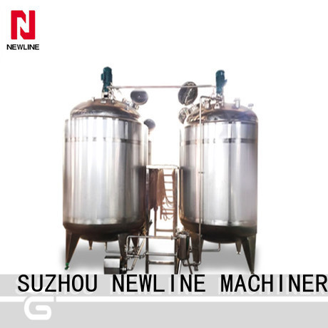 NEWLINE New beverage processing equipment manufacturers for packaging