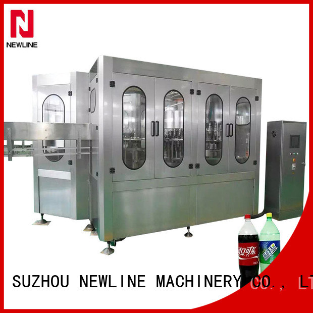 NEWLINE Best carbonated filling machine for business for promotion