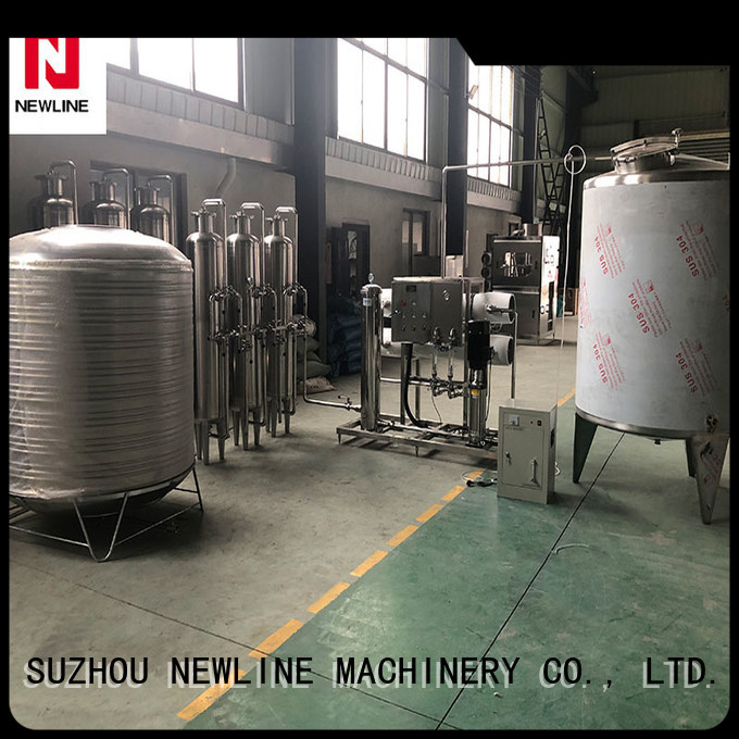 NEWLINE High-quality reverse osmosis water treatment plant Supply on sale