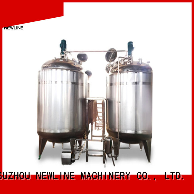 NEWLINE beverage processing equipment Suppliers bulk production
