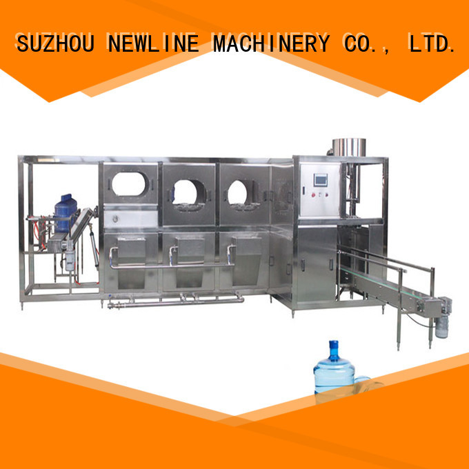NEWLINE automatic jar filling machine company bulk production