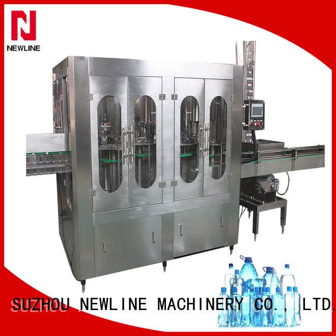NEWLINE filling machine company for packaging