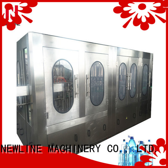 NEWLINE Latest mineral water plant machinery for business for packaging