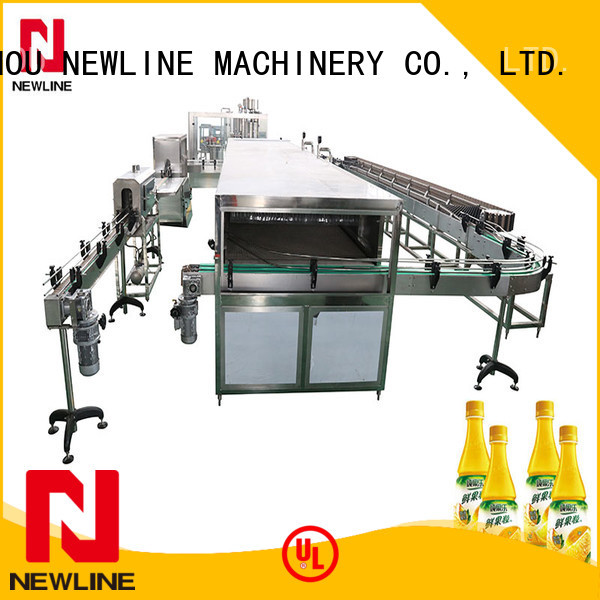NEWLINE Wholesale automatic filling machine for business on sale