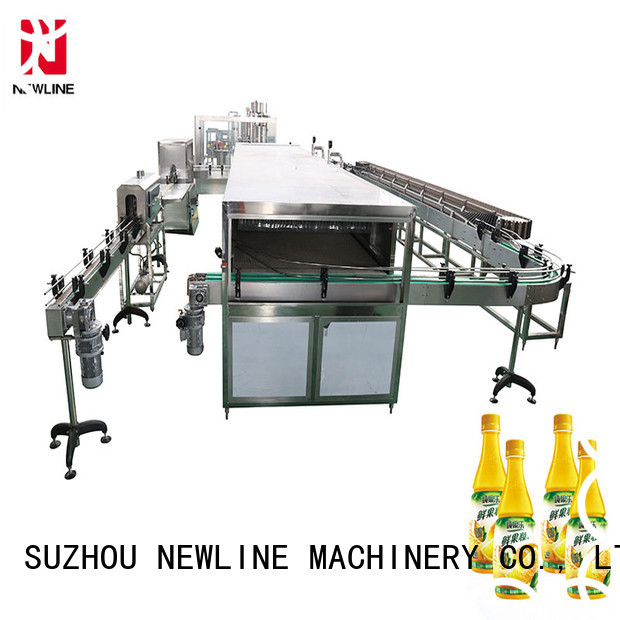 NEWLINE automatic filling machine company on sale