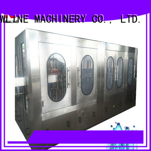 NEWLINE fully automatic water bottling plant factory on sale
