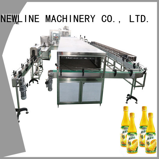 NEWLINE automatic filling machine factory for promotion