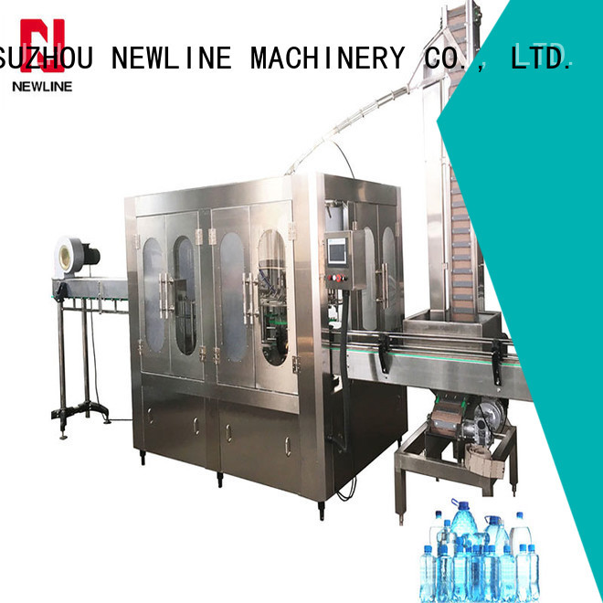 NEWLINE Top bottle filling machine Supply bulk buy