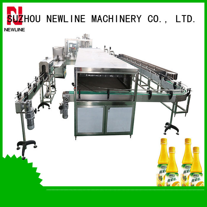 NEWLINE High-quality beverage filling machine Suppliers for sale