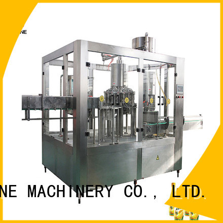 NEWLINE Top beverage filling machine company bulk production
