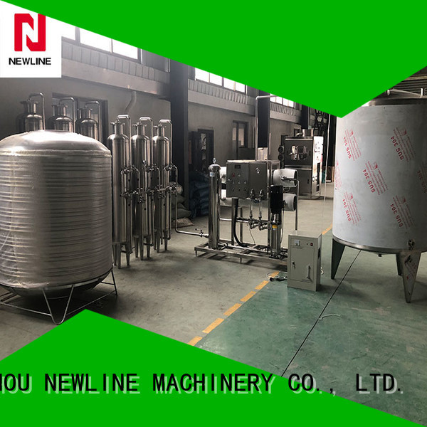 NEWLINE ro water treatment system manufacturers for packaging