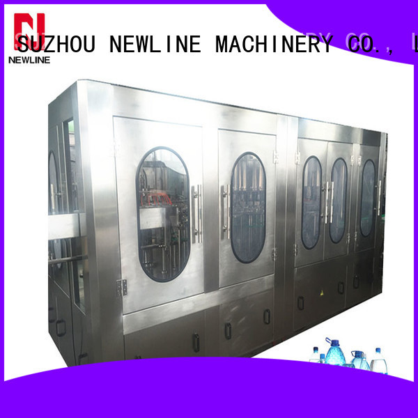High-quality bottle water filling machine for business for packaging