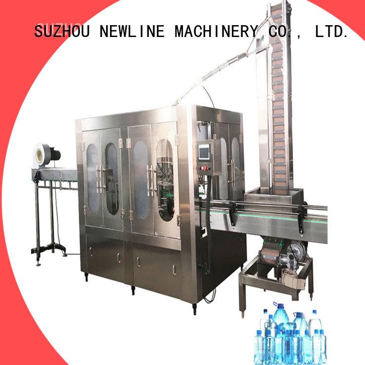 NEWLINE Top water filling equipment Suppliers bulk buy