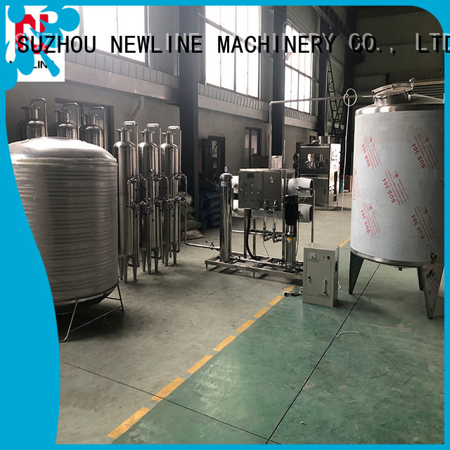 NEWLINE industrial reverse osmosis system Suppliers on sale