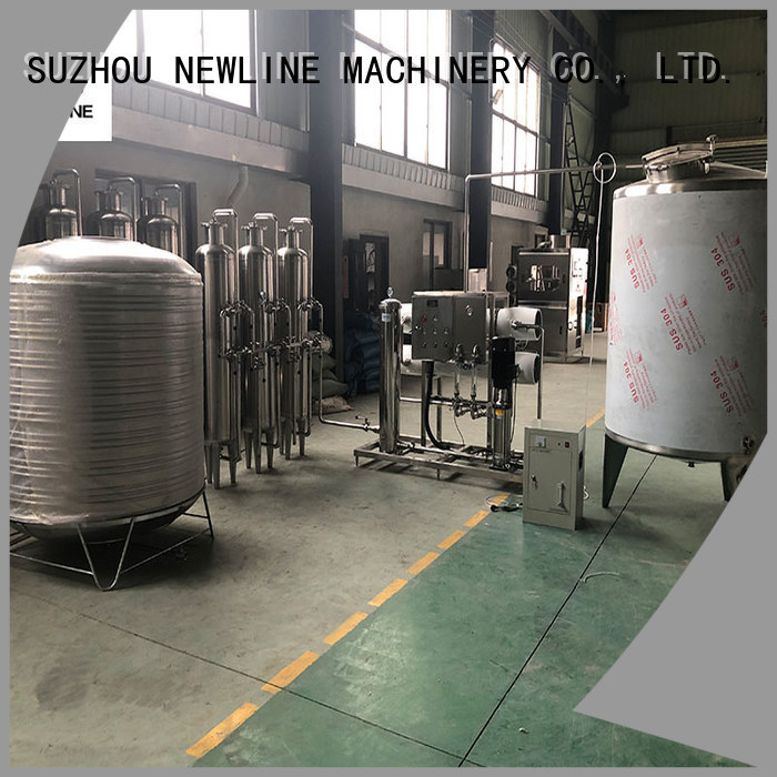 NEWLINE water purification system company for promotion