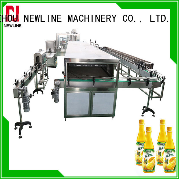 NEWLINE Latest liquid filling machine for business for sale
