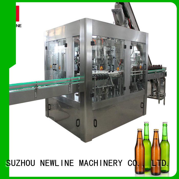 NEWLINE carbonated filling machine manufacturers for sale