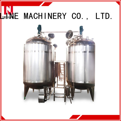 NEWLINE juice mixing tank Supply for packaging