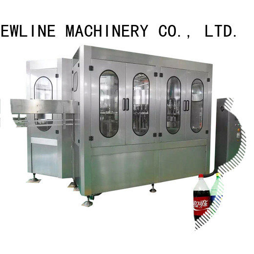Custom carbonated drink filling machine factory bulk buy