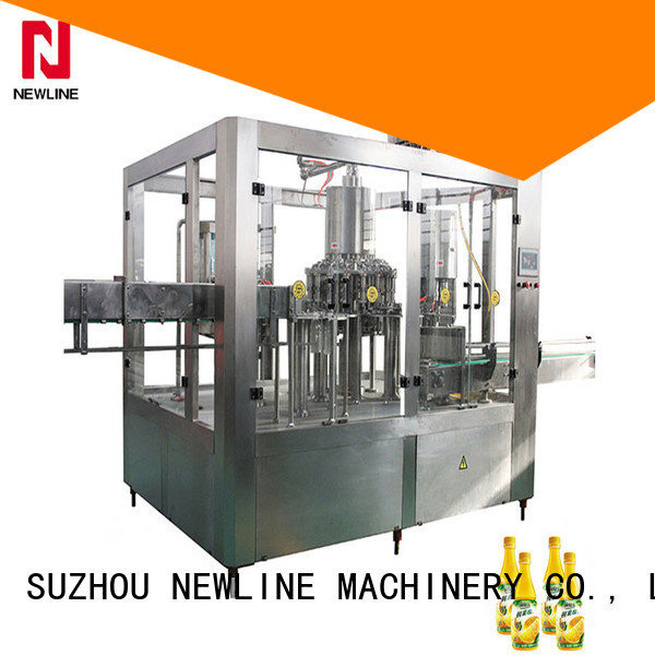 NEWLINE automatic filling machine for liquid Suppliers bulk buy