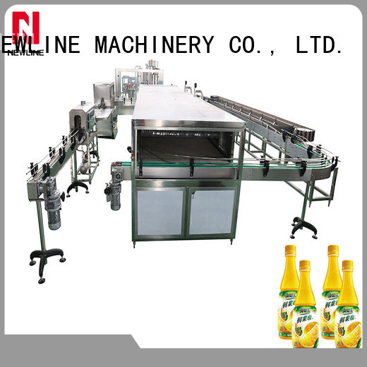 NEWLINE automatic filling machine for business for promotion