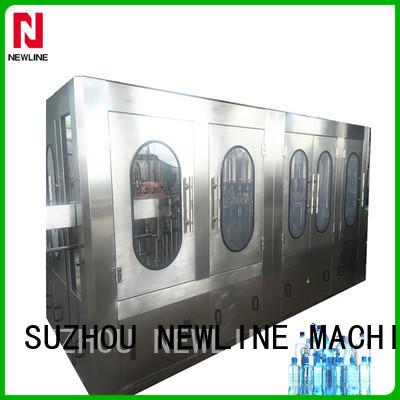 NEWLINE bottle filling machine factory for sale