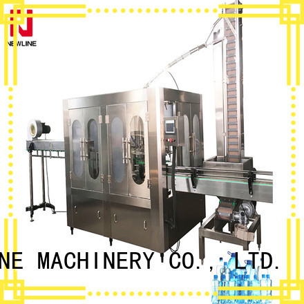 NEWLINE New water bottling equipment for sale company for promotion