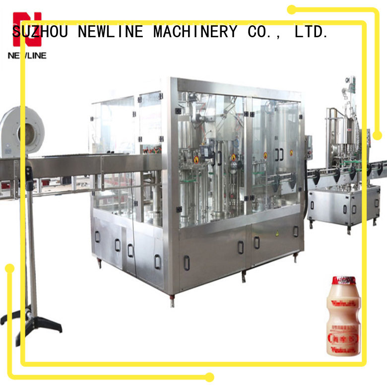 NEWLINE New juice filling machine factory bulk buy