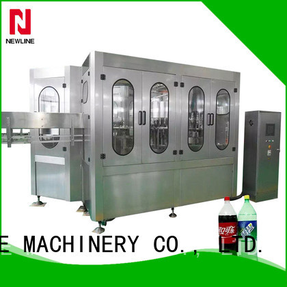High-quality carbonated beverage filling machine Suppliers for promotion