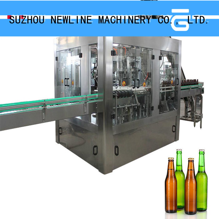NEWLINE Top drink filling machine manufacturers on sale