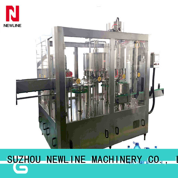 NEWLINE Top bottle filling machine manufacturers for sale