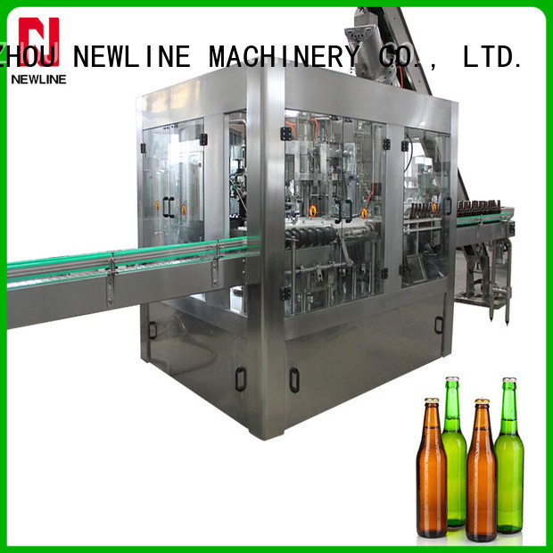 Custom drink filling machine factory for sale