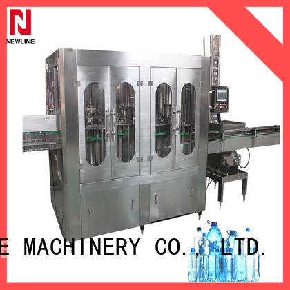NEWLINE filling machine manufacturers for packaging