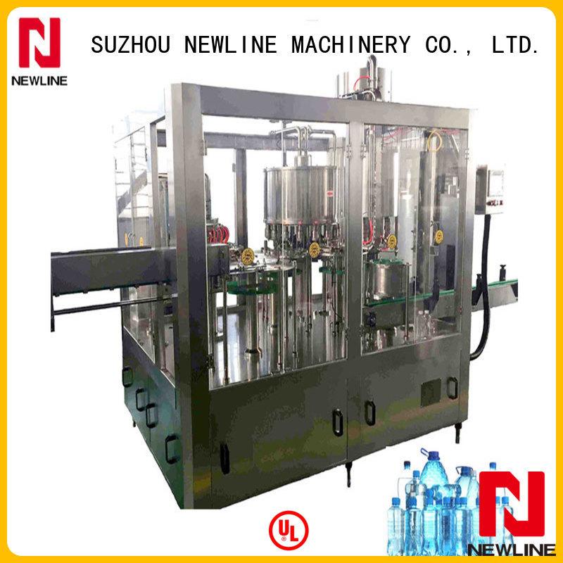 NEWLINE bottle water filling machine for business bulk buy