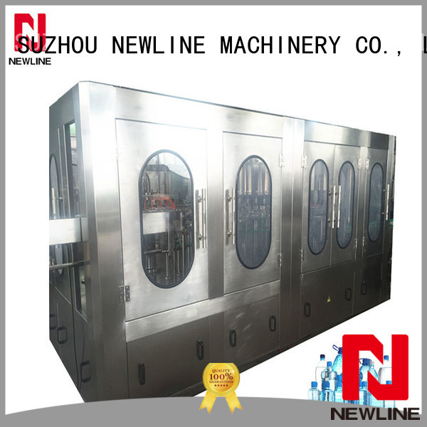 NEWLINE water filling machine for business for packaging