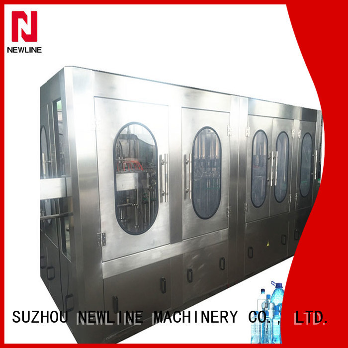 Latest automatic filling water bottle factory for promotion