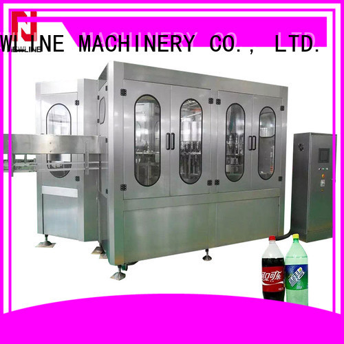 NEWLINE carbonated drink filling machine Suppliers bulk production