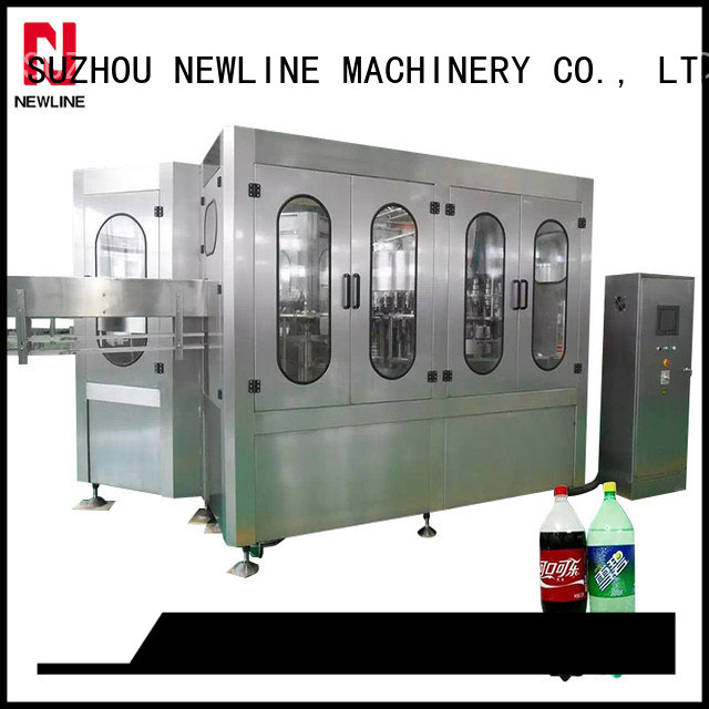 Custom carbonated beverage filling machine Suppliers for packaging