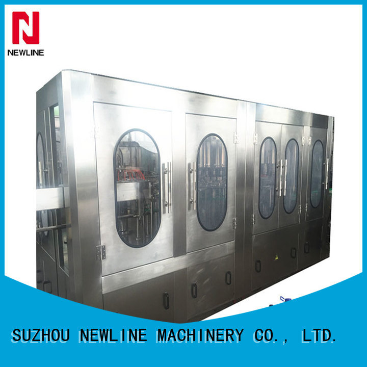 NEWLINE bottle water filling machine manufacturers for packaging
