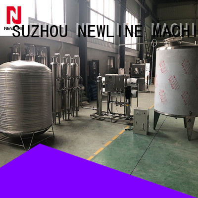 NEWLINE Custom water purification system for business on sale